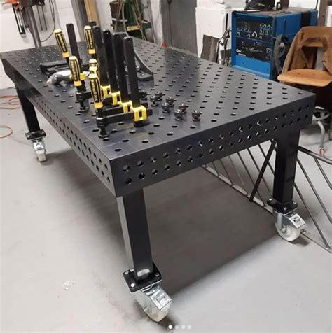 Diy-Welding-Jig-Table