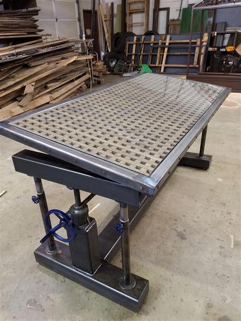 Diy-Welding-Table-Cost