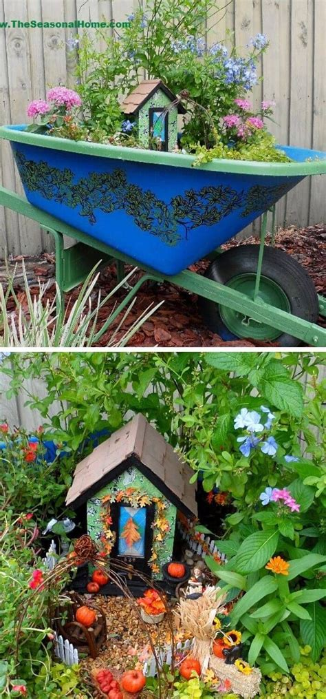 Diy-Wheelbarrow-Planter