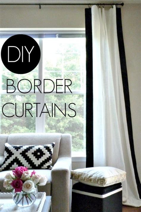 Diy-White-Curtains