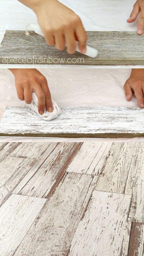 Diy-White-Distressed-Wood-Planks