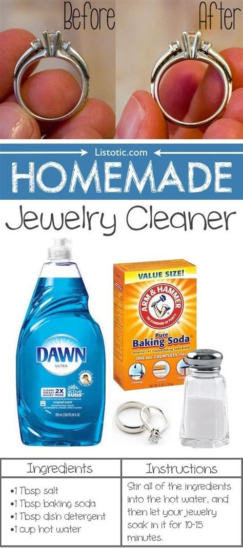 Diy-White-Gold-Jewelry-Cleaner