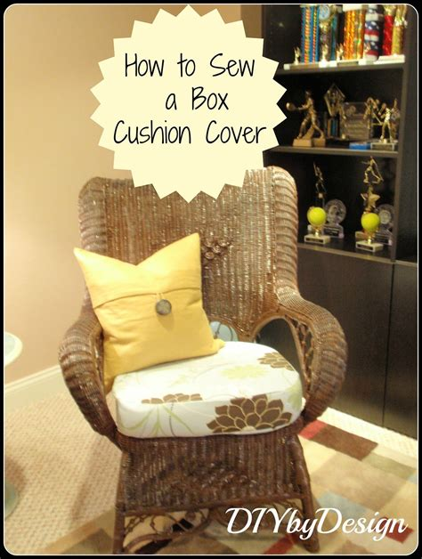 Diy-Wicker-Chair-Cushions