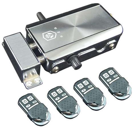 Diy-Wifi-Door-Lock