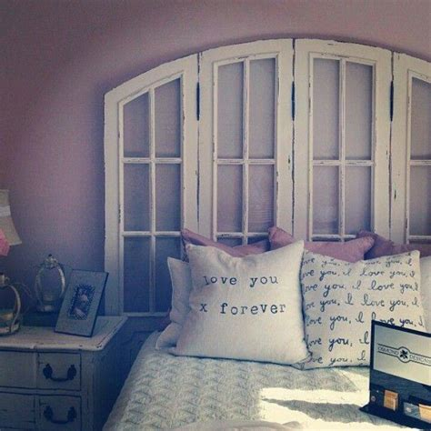 Diy-Window-Frame-Headboard