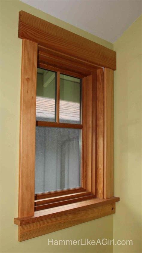 Diy-Window-Trim-Natural-Wood
