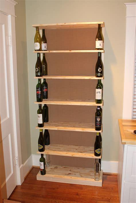 Diy-Wine-Bottle-Bookshelf