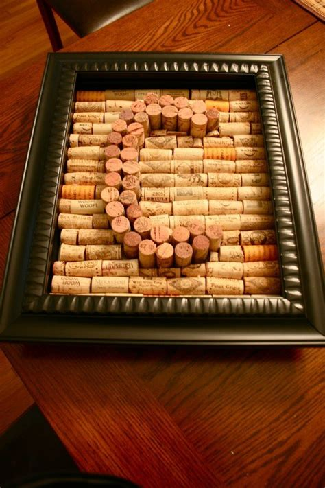 Diy-Wine-Cork-Shadow-Box