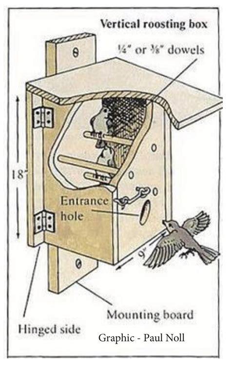 Diy-Winter-Bird-House-Plans
