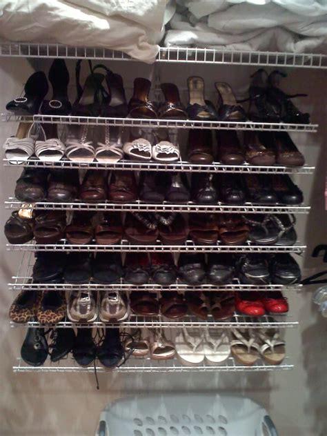 Diy-Wire-Closet-Shoe-Rack