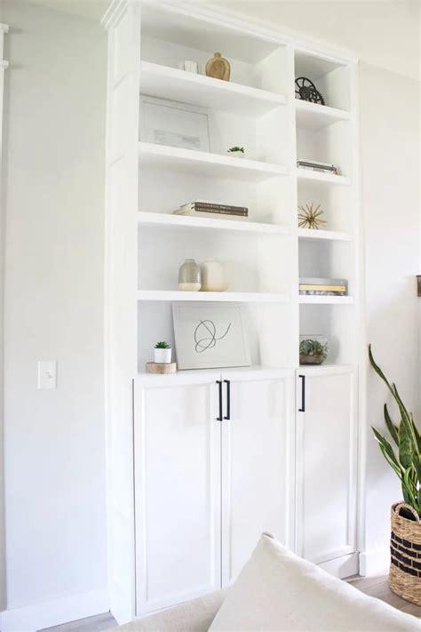 Diy-Wire-Door-For-Already-Built-Ikea-Bookcase