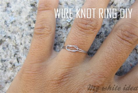 Diy-Wire-Knot-Ring
