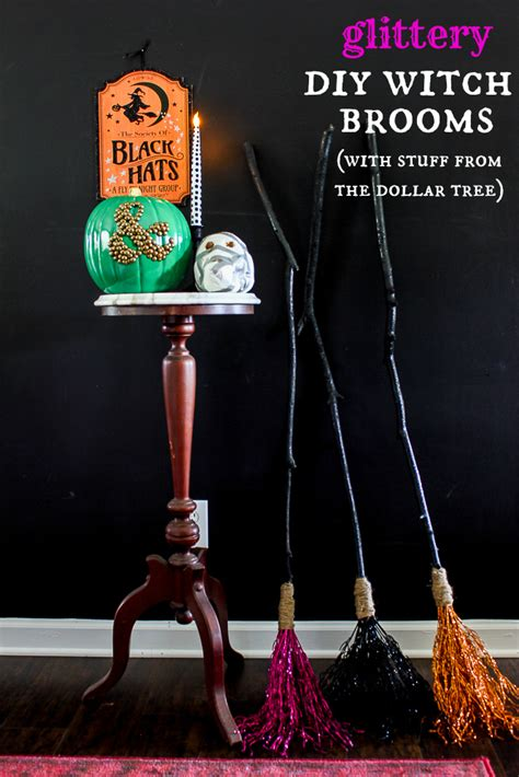 Diy-Witch-Broom