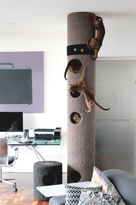 Diy-Wmodern-Cat-Tree