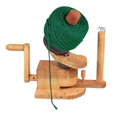 Diy-Wood-Ball-Winder