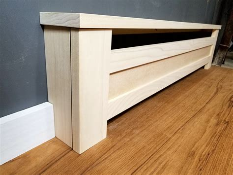 Diy-Wood-Baseboard-Heater-Covers
