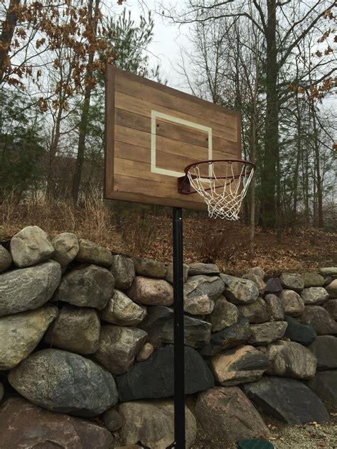 Diy-Wood-Basketball-Goal