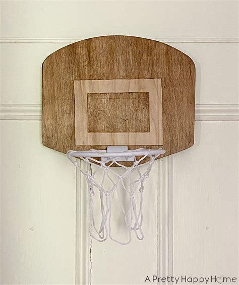 Diy-Wood-Basketball-Pro-Demension-Backboard