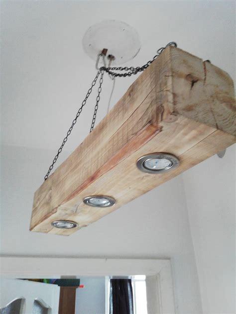 Diy-Wood-Beam-Light