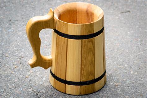 Diy-Wood-Beer-Mugs