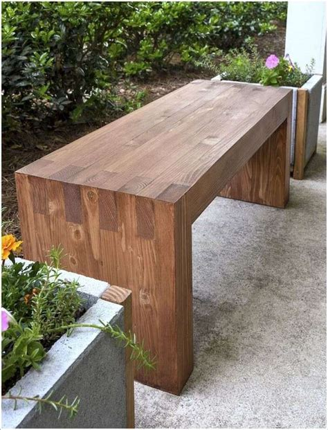 Diy-Wood-Bench-Projects