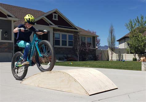 Diy-Wood-Bike-Ramps