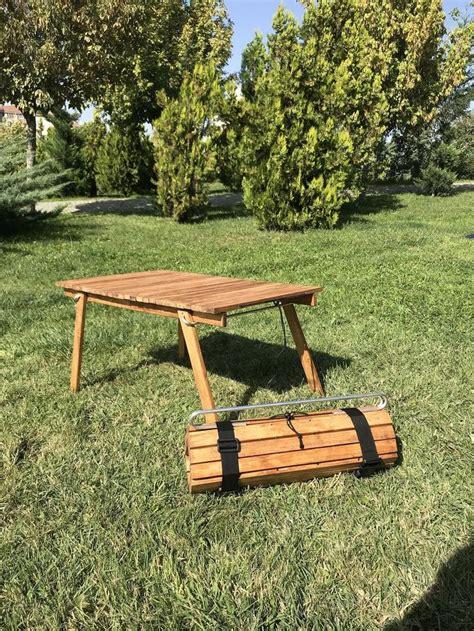 Diy-Wood-Camping-Table