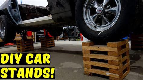 Diy-Wood-Car-Stands