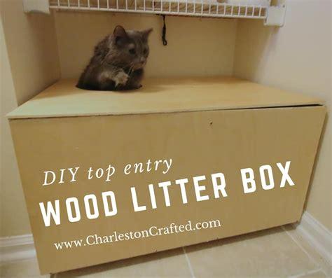 Diy-Wood-Cat-Litter-Box