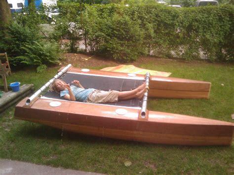 Diy-Wood-Catamaran