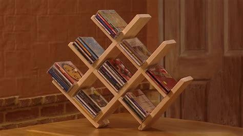 Diy-Wood-Cd-Rack