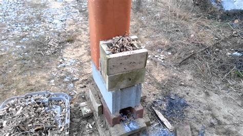 Diy-Wood-Chip-Rocket-Stove