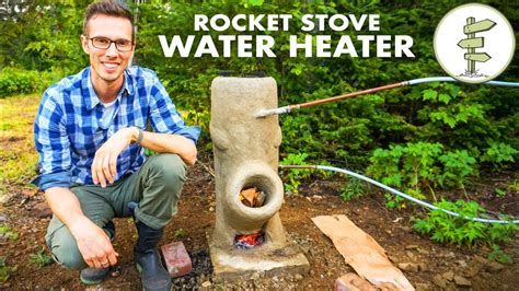 Diy-Wood-Chip-Water-Heater