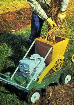 Diy-Wood-Chipper-From-Lawnmower