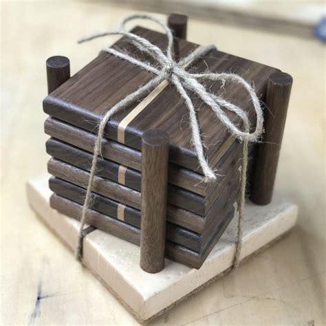 Diy-Wood-Coaster-Holder