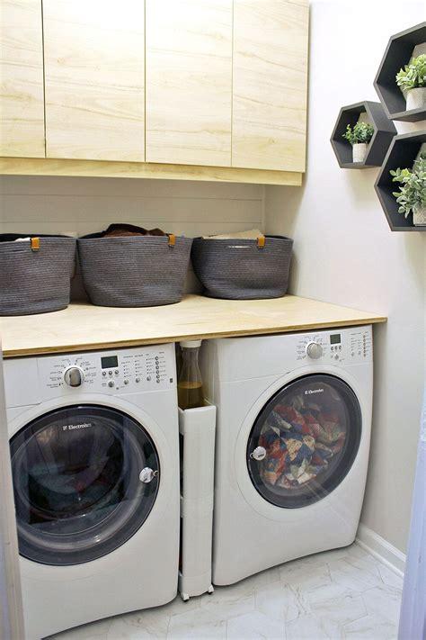 Diy-Wood-Countertops-Laundry-Room