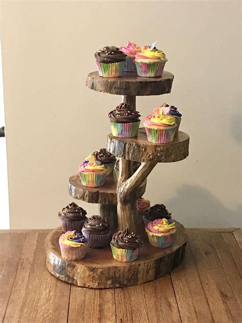 Diy-Wood-Cupcake-Tree