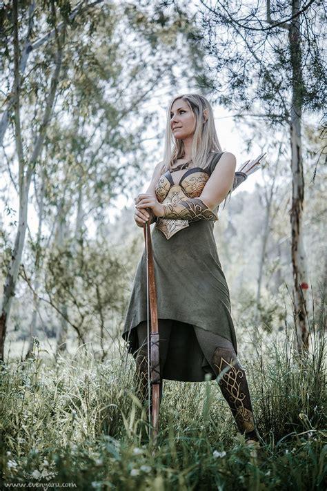Diy-Wood-Elf-Costume