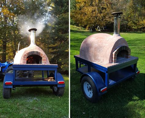 Diy-Wood-Fired-Pizza-Oven-Trailer