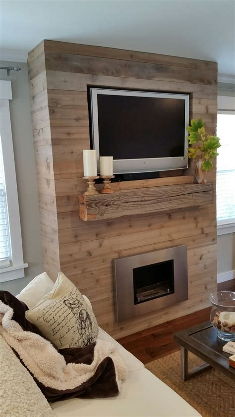 Diy-Wood-Fireplace-Wall
