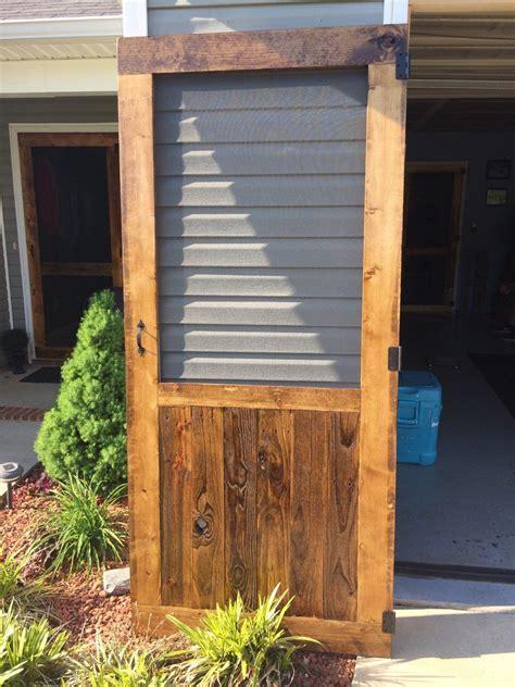 Diy-Wood-Fly-Screen-Door