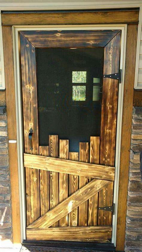 Diy-Wood-Frame-Screen-Door