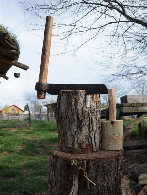 Diy-Wood-Froe