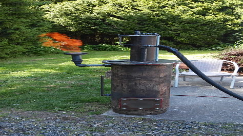 Diy-Wood-Gasifier-Generator