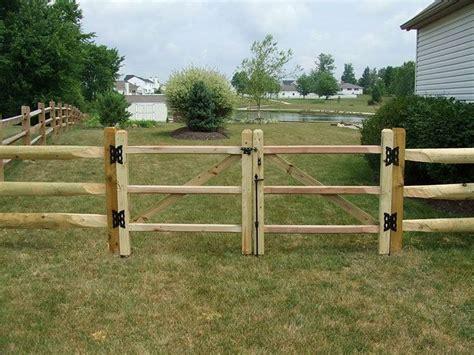 Diy-Wood-Gate-For-Split-Rail