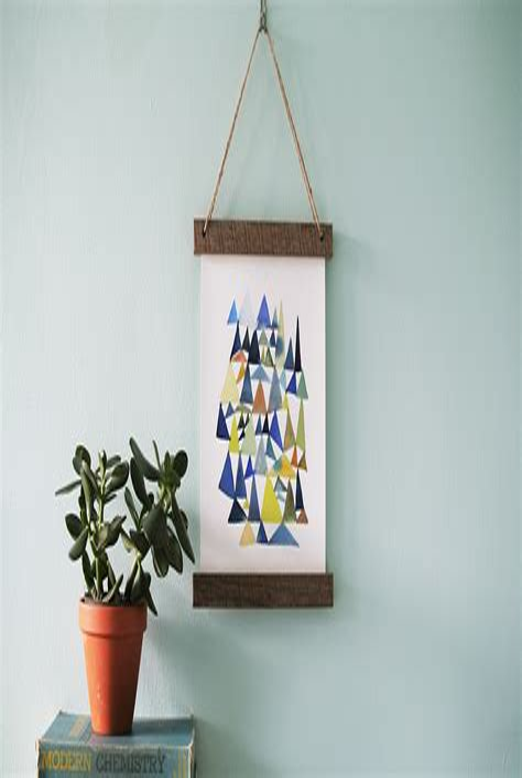 Diy-Wood-Hanging-Frame