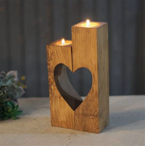Diy-Wood-Heart-Cut-Out-Candle-Holder-Plans