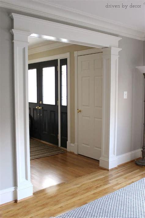 Diy-Wood-Interior-Door-Opening