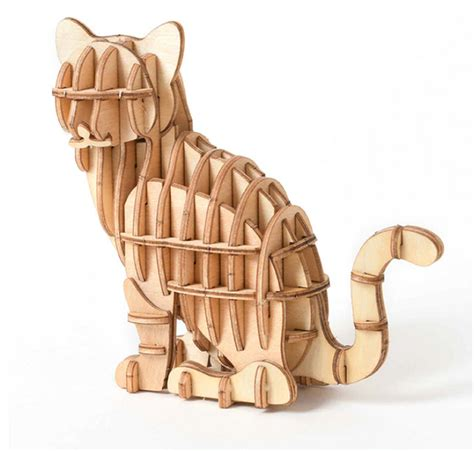 Diy-Wood-Jigsaw-Animal-Puzzle