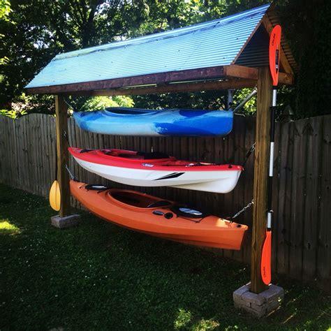 Diy-Wood-Kayak-Roof-Rack